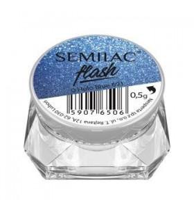 Пигмент Semilac Holo Blue 691