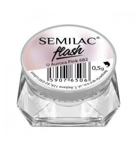 Пигмент Semilac Aurora Pink...