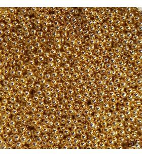 Хайвер метален Злато 0,8 мм.