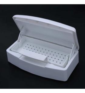 Кутия за дезинфекция бяла