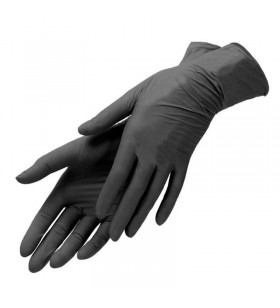 Ръкавици черни Nitrylex L...