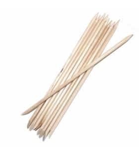 Дървени пръчици 114 мм. 10 бр.