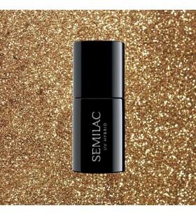 Гел лак Semilac 339 Gold...